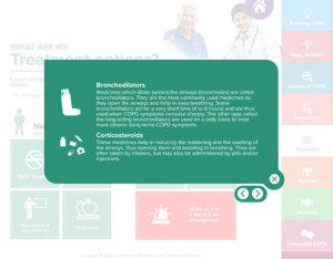 Speak Health COPD App Screenshot 6