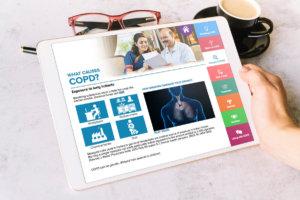 Speak Health COPD App Screenshot 4