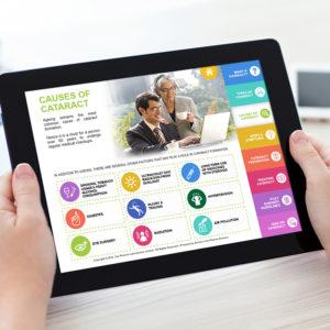 Speak health ipad App