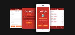 Minkod App Design Collage