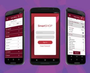 smart shop mobile app thumbnail