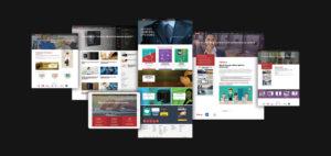 Solus Website Collage