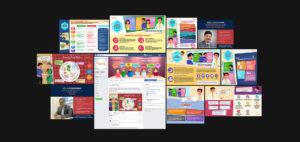 Speak Digital Marketing Collage
