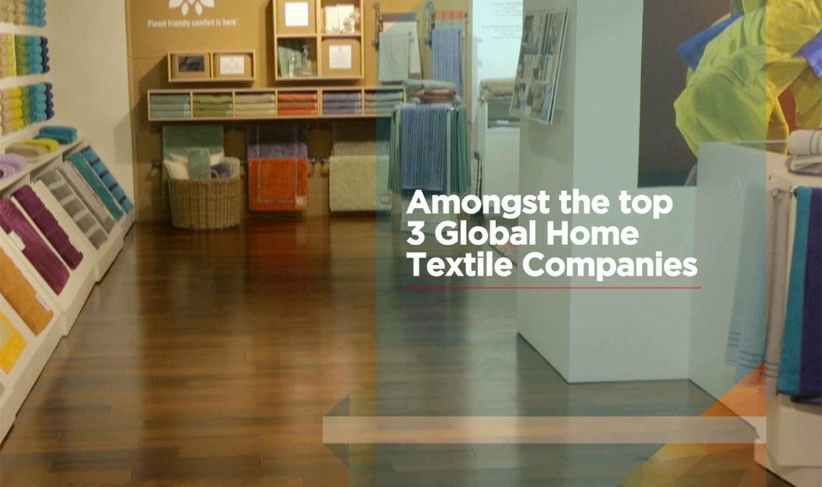 Welspun Corporate Video Screenshot 02