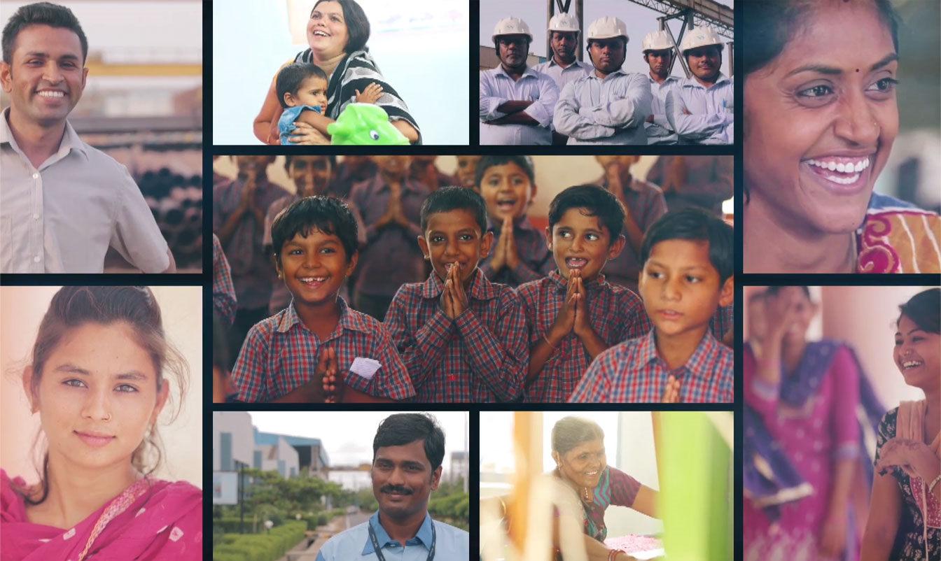 Welspun CSR Video Screenshot 4