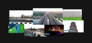 Welspun Highway Video Collage