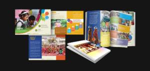 Tata Annual Report Collage