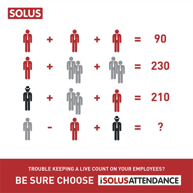 Solus Digital Creative on iSolus Attendance
