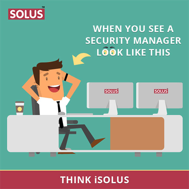 Solus Digital Creative on security manager