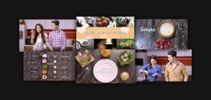 Speak Health Keto Recipes Banner Screnshot