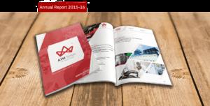 AYM Syntex Annual Report 2015-16