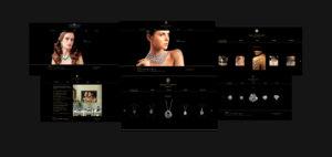 Bapalal Keshavlal Jewellers Website Screenshots