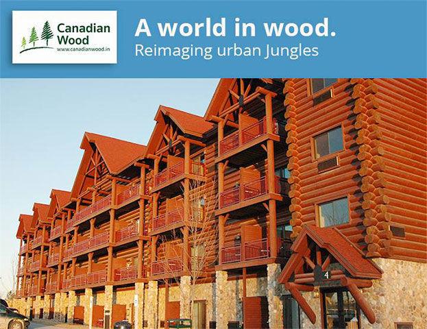 Canadian Wood Wood Building Reimaging urban jungles
