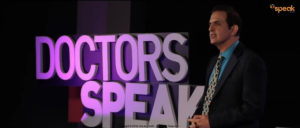 Speak Health Doctor Speaking on Glaucoma