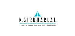 K. Girdharlal Logo