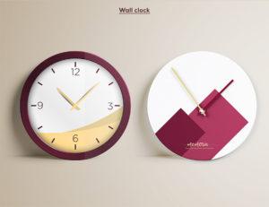 Memoria Restaurant Wall Clock Design