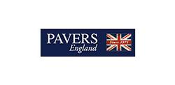 Pavers England Logo