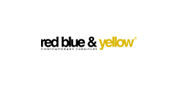 Red Blue and Yellow Logo