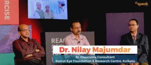 Speak Health Dr. Nilay Majumdar Speaking on Glaucoma