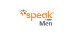 Speak Health Men logo