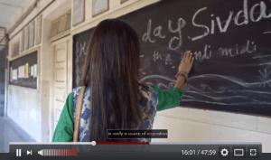 Speak Health Prerna's Inspiring Story Video Screenshot 2