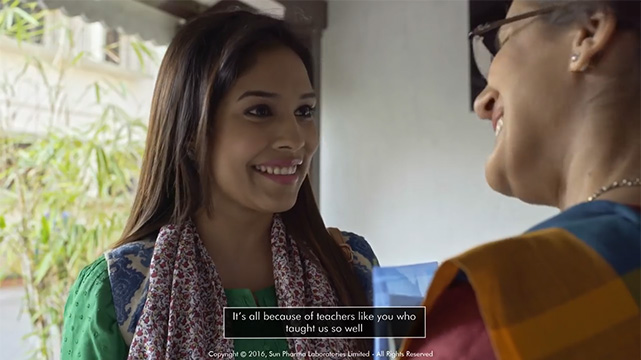 Speak Health Prerna's Inspiring Story Video Screenshot 3