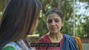 Speak Health Prerna's Inspiring Story Video Screenshot 4