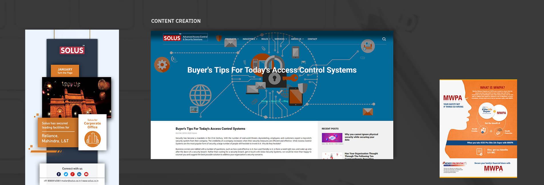 content creation marketing