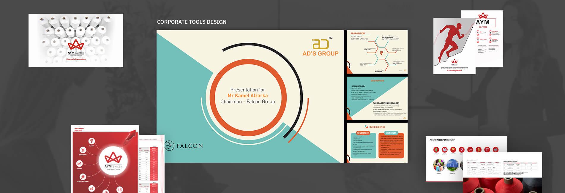 corporate tools design
