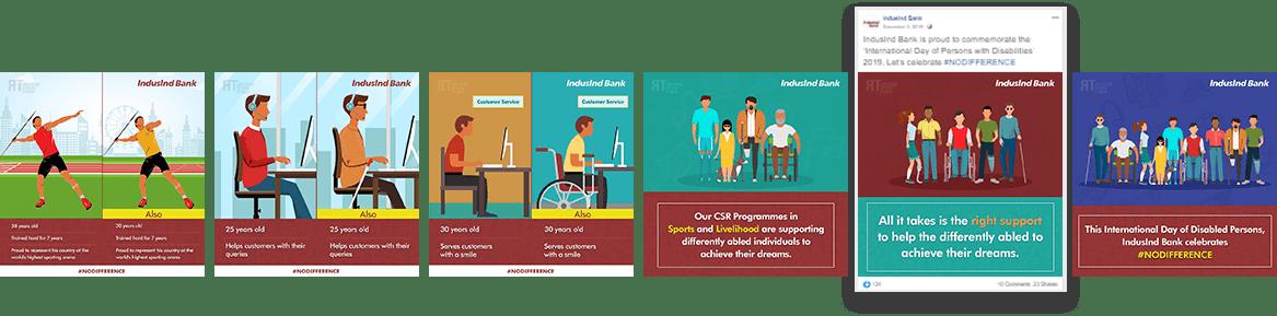 IndusInd Bank CSR